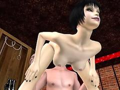 Porn Game 3D sexynari Collection 36