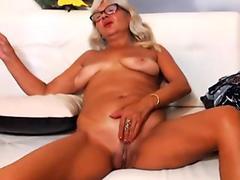 Slave hogtied in her panties