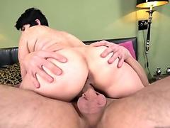 Busty Granny Loves to Fuck Hard