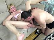 Gorgeous Blonde Lesbians Enjoying Outdoor Fuck