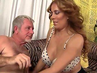 Hot and mature Nikki Ferrari fucked