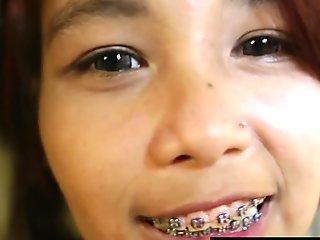 Gals lick & finger holes