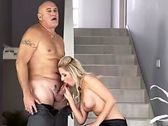 Horny milf Devon Lee gets her tight asshole hammered hard doggystyle