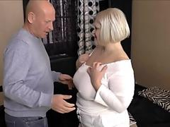 Nasty nurse Faye Reagan gets her tight pussy hammered from behind