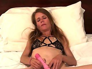 HD Pt. 1 masturbation Night Mostly My wifey & Her plaything Thinking of Olivia