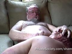 Cowgirl & Doggy Creampie