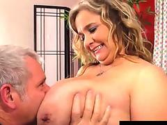 Mature Hottie gets Fuck in Many Postions and With Her Dildo