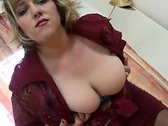 Redhead fucked on the casting sexy latina