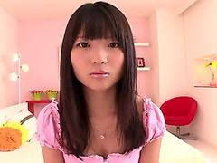 Japanese petite teen clitrubbed in group