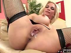 Interracial BBC For Swedish Babe