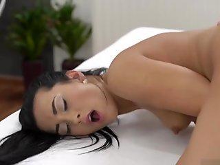 Japan old milf and vintage daddy Hot fuck-fest after a red-hot bath - Jasmine Black