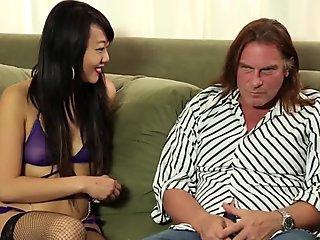 Titillating pussy pleasuring