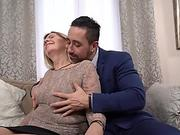 RawAttack - Jillian Janson is punished by a big hard dick