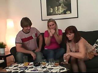 Stepmother and her husband taboo hook-up