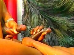 Black Cock Sucking Anal Fucking Scene