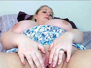 Drown In My Monster Tits And Fuck My BBW Pussy