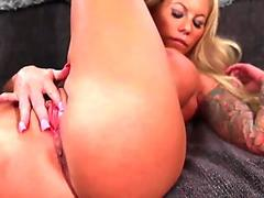 Huge titted Lolly Ink in POV