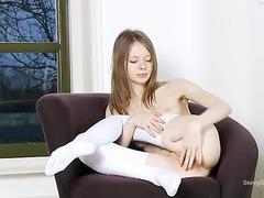 cum in chastity