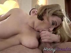 Fat cock ebony touches himself