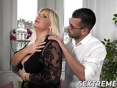 gangbang ends with a creampie