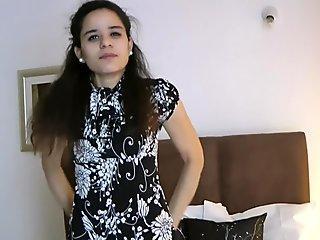 Jasmine Mathur Indian school Girl Stripping Porn show