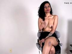 Casting Francais - Big Ass French Girl Fucked During Her Porn Casting