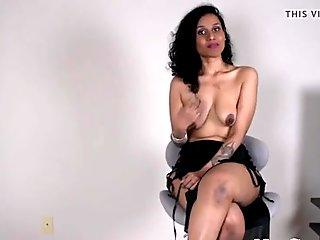 horny lily telling Indian sex stories about how she gets fucked