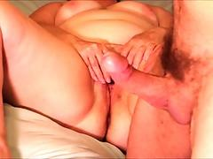 XXX-Rated Horny Amateur Pussy Creampie Mating: Wet Cunt Fuck