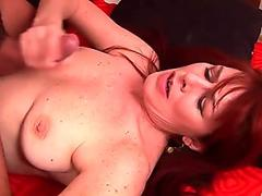 Tits and ass from heaven Jayden James gets huge facial 04
