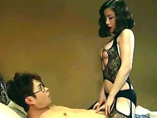 scorching and Romantic Korean sadism & masochism