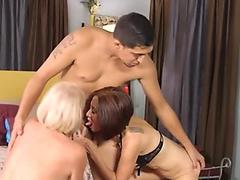Two Young Straight Guys Punished Bareback Gay POV
