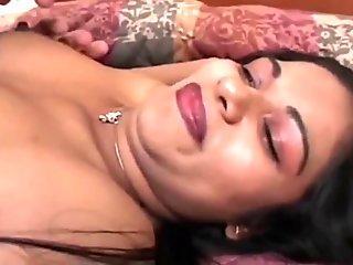 Indian girl sucking