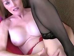 JAV model Reiko Kobayakawa has lesbian sex with a new friend